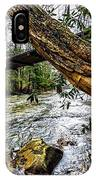 Under The Swinging Bridge IPhone Case