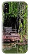 Under The Willows 7749 IPhone Case