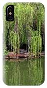 Under The Willows 7758 IPhone Case