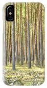 Underbrush. IPhone Case