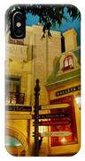 Underground City IPhone Case