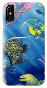 Undersea Garden IPhone Case