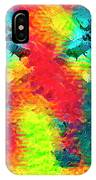 Underwater Rainbow Seahorses IPhone Case