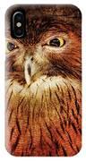 Unimpressed IPhone Case
