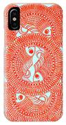 Union  Orange IPhone Case
