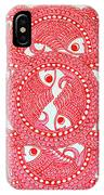 Union  Red IPhone Case
