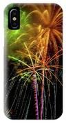 Unique Fireworks IPhone Case