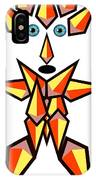 Unique Shape Hero IPhone Case