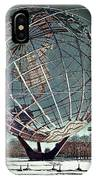 Unisphere IPhone Case