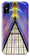 United States Air Force Academy Cadet Chapel 3 IPhone Case
