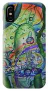Universal Forest. IPhone Case