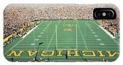 University Of Michigan Stadium, Ann IPhone Case
