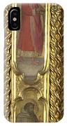 Unknown Saint Saint Cosmas And Saint Francis IPhone Case