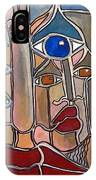 Untitled 83 IPhone Case