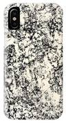 Untitled Black IPhone Case