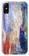 Untitled Abstract #5 IPhone Case