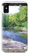 Up A Creek IPhone Case