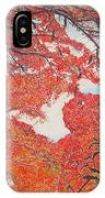 Up Close Flamboyant IPhone Case