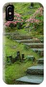 Up The Garden Path IPhone Case