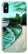 Upon Ashore IPhone Case