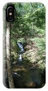 Upper Adler Falls 4405 IPhone Case