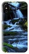 Upper Falls IPhone Case