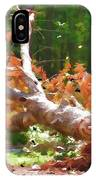 Uprooted Trees IPhone Case