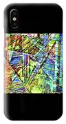 Urban Abstract 115 IPhone Case