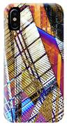 Urban Abstract 157 IPhone Case