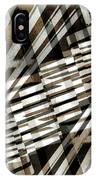 Urban Abstract 218 IPhone Case
