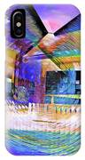 Urban Abstract 333 IPhone Case