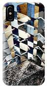 Urban Abstract 343 IPhone Case