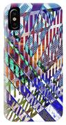 Urban Abstract 352 IPhone Case