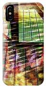 Urban Abstract 369 IPhone Case