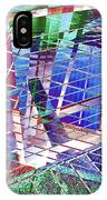 Urban Abstract 411 IPhone Case