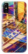 Urban Abstract 423 IPhone Case