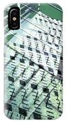 Urban Abstract 442 IPhone Case