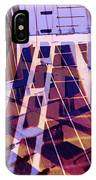 Urban Abstract 449 IPhone Case