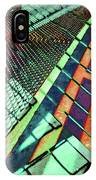 Urban Abstract 472 IPhone Case