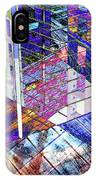 Urban Abstract 476 IPhone Case