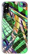 Urban Abstract 500 IPhone Case
