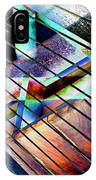 Urban Abstract 53 IPhone Case