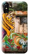 Urban Art 1 IPhone Case