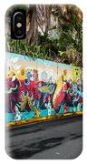 Urban Art 3 IPhone Case