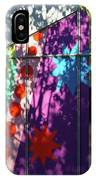 Urban Color - Afternoon Shadows IPhone Case