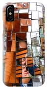 Urban Geometry 1 IPhone Case