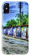Urban Overpass IPhone Case