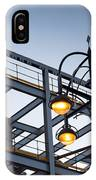 Urban Structures IPhone Case by Paul Indigo
