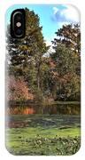 Urieville Pond IPhone Case