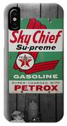 Us Route 66 Smaterjax Dwight Il Sky Chief Supreme Signage IPhone Case
